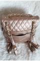 Backpack Ροζ-Χρυρό