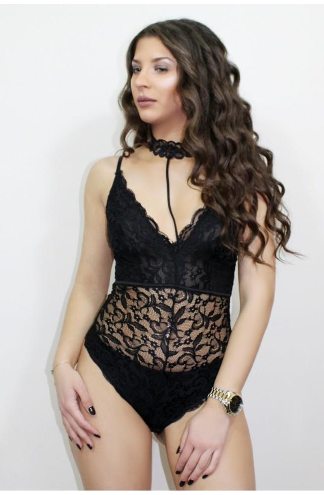 γυναικείο μαύρο σέξι εσώρουχο με δαντέλα 07ee3469cfe