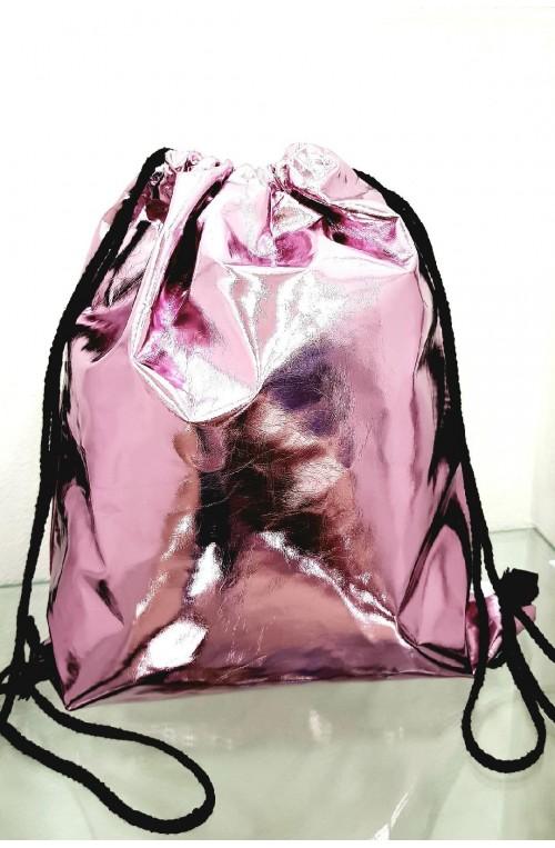 σακίδιο πλάτης μεταλλιζέ - backpack
