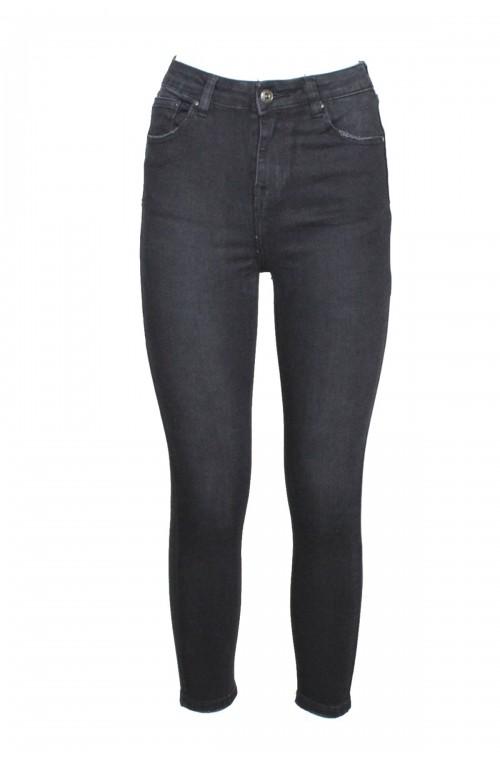 τζιν παντελόνια γυναικεία ψηλόμεσα skinny