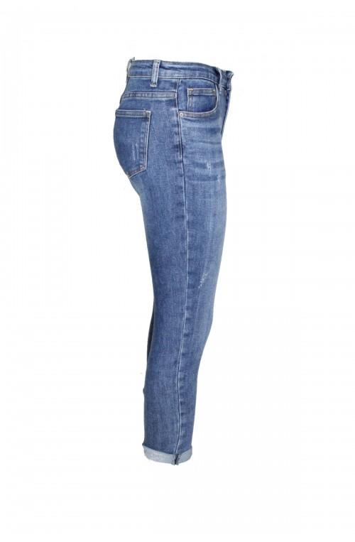 τζιν mom fit | ψηλόμεσο jeans