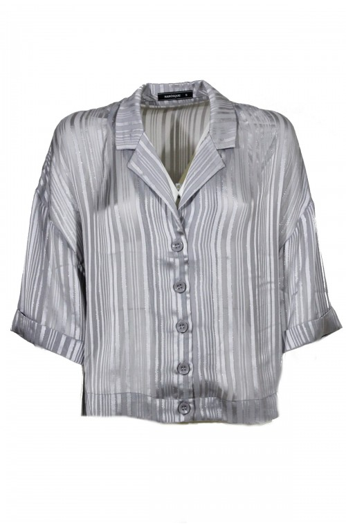 πουκάμισο 80s κοντό