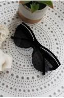 γυαλιά ηλίου μαύρα πεταλούδα 2020
