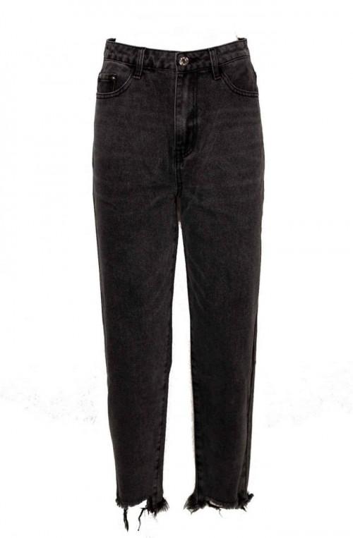 γυναικείο τζιν παντελόνι - mom's fit jeans γραμμή