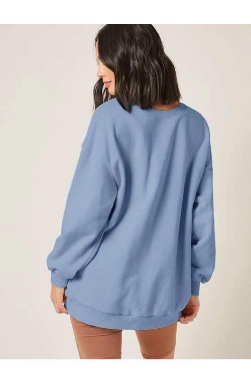 γυναικείο μπλουζάκι φούτερ