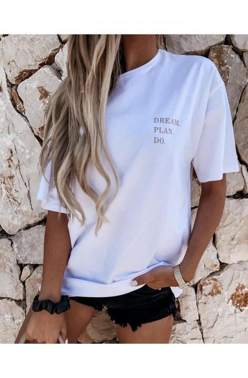 γυναικείο μπλουζάκι t-shirt oversized