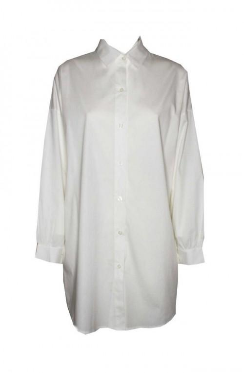 γυναικείο πουκάμισο ασύμμετρο