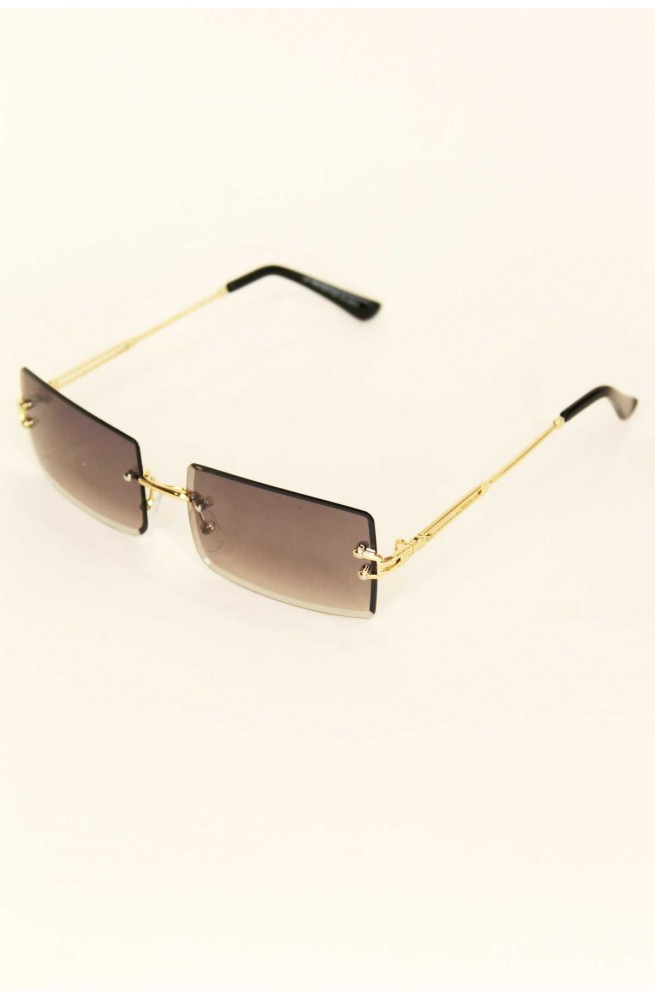 γυναικεία γυαλιά ηλίου χωρίς σκελετό 2021