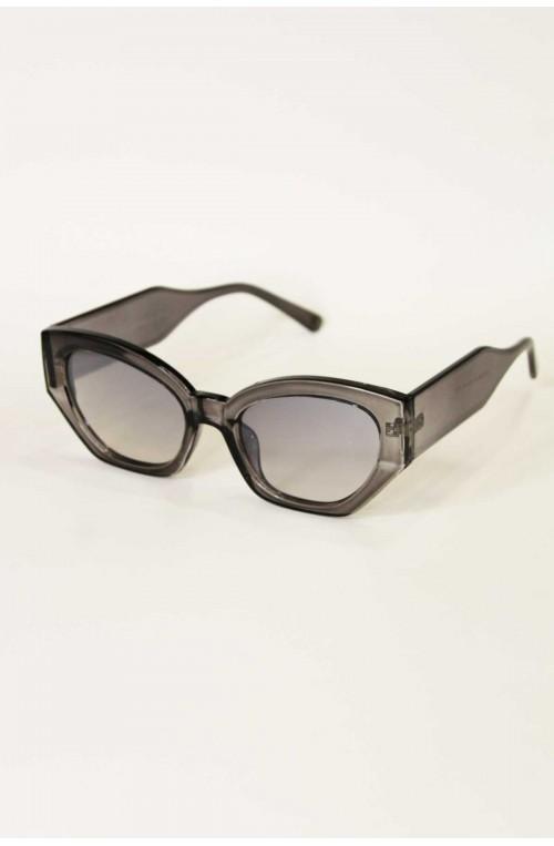 γυναικεία γυαλιά ηλίου κοκκαλινα cat eye τετράγωνα