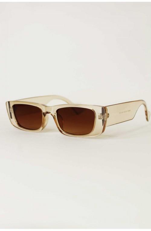 γυναικεία γυαλιά ηλίου κοκάλινα μακρόστενα