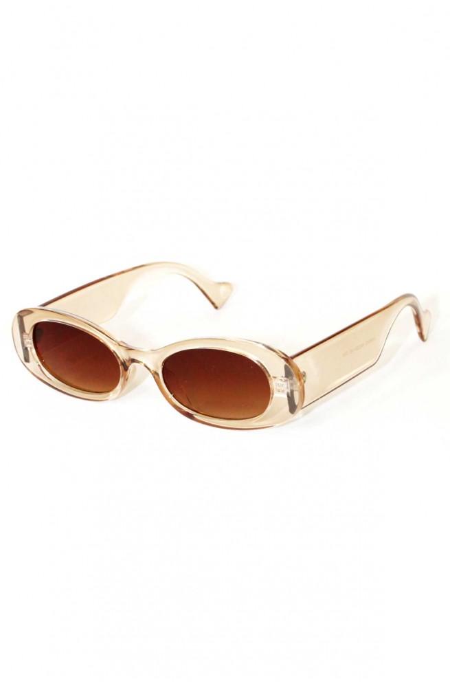 γυναικεία γυαλιά ηλίου κοκάλινα οβάλ