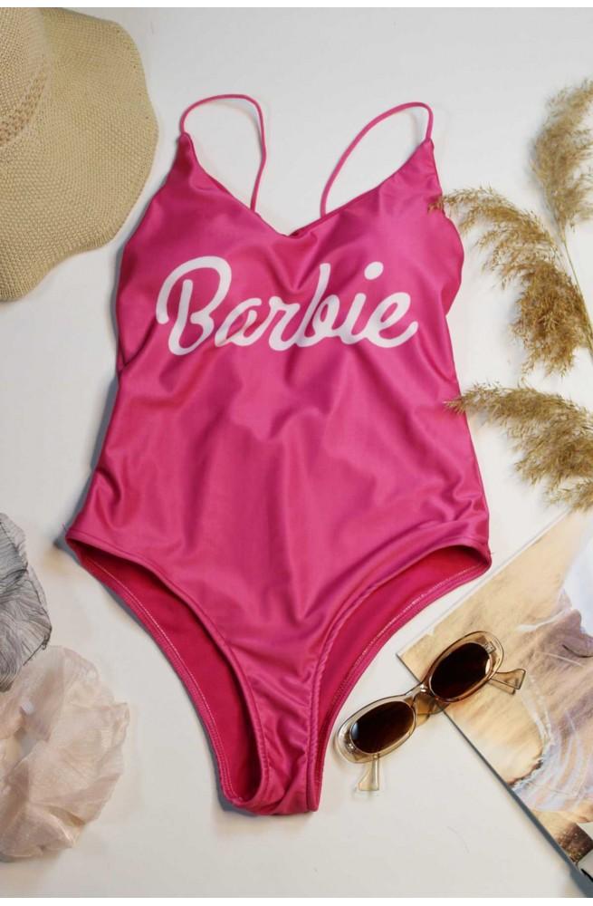 γυναικείο ολόσωμο μαγιό ροζ bardie